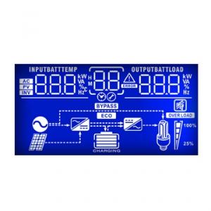JENIX®2424 24V 2400W - ostrovní střídač